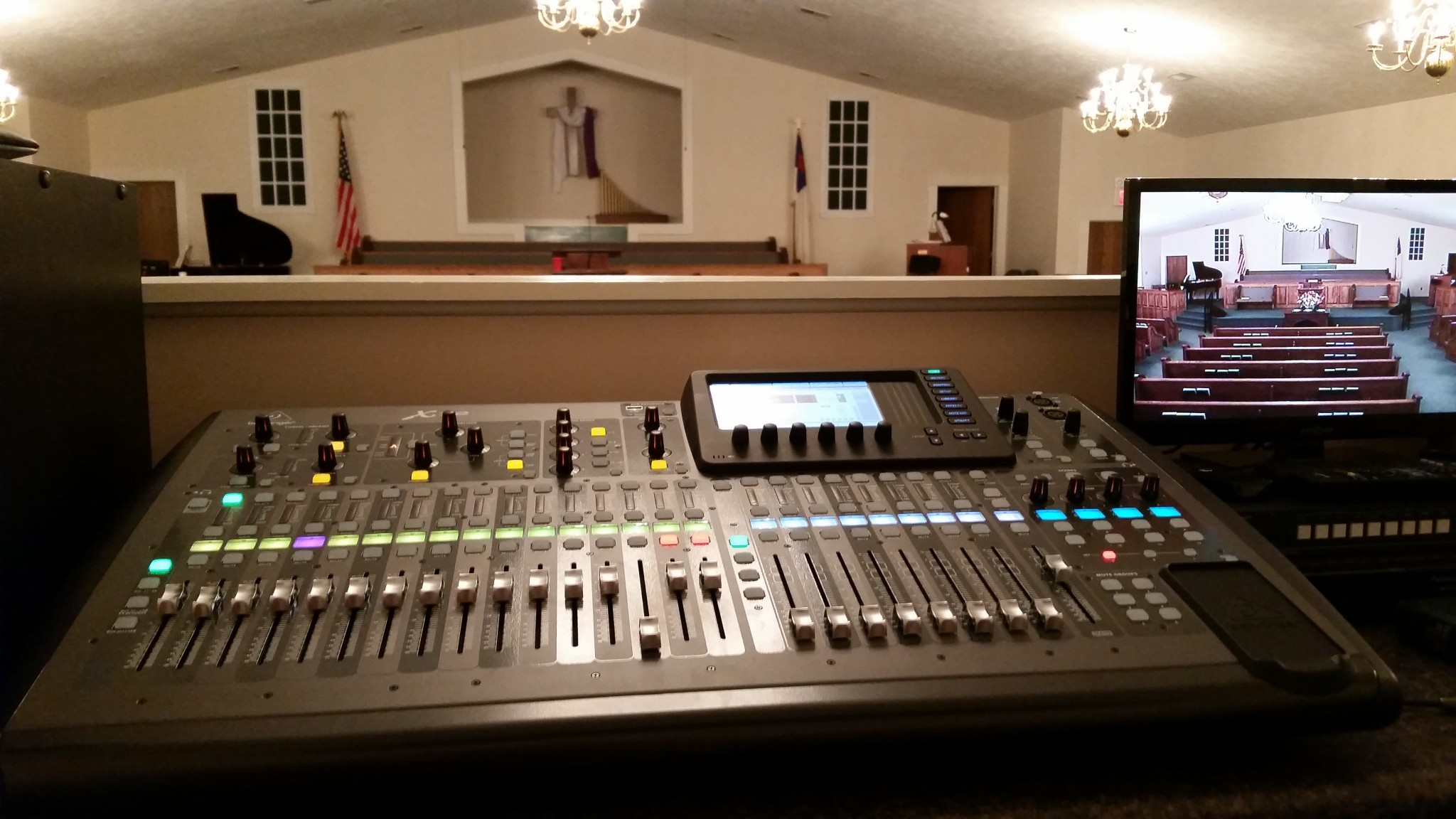 Big Screen Audio Visual Systems