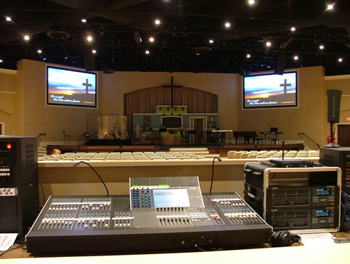 Church Sound Amp Loop Systems